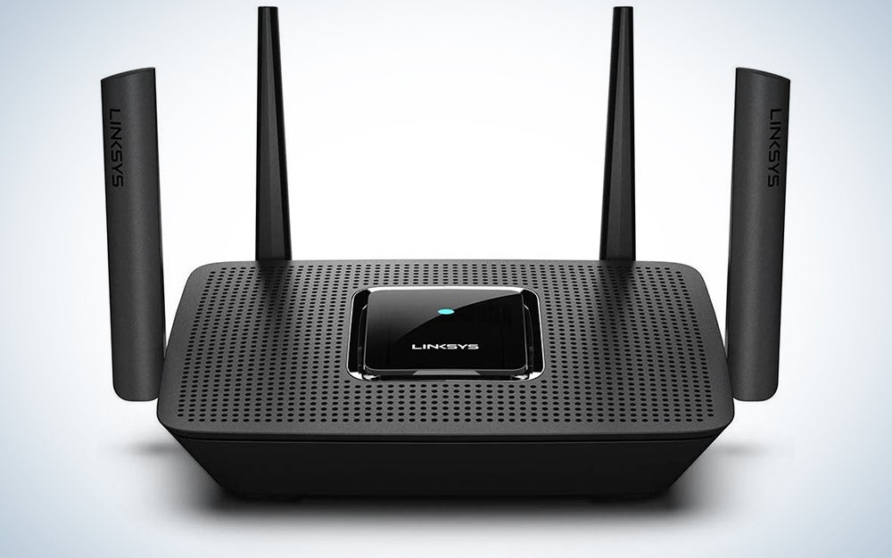 Linksys Tri-Band Mesh WiFi Router
