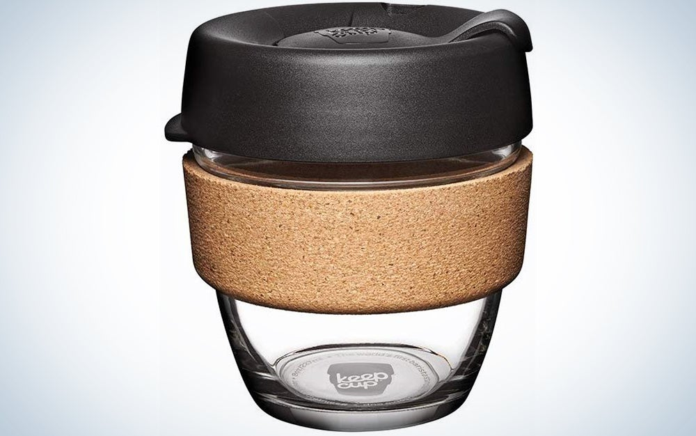 KeepCup 8-Ounce/Small/Espresso Reusable Coffee Cup