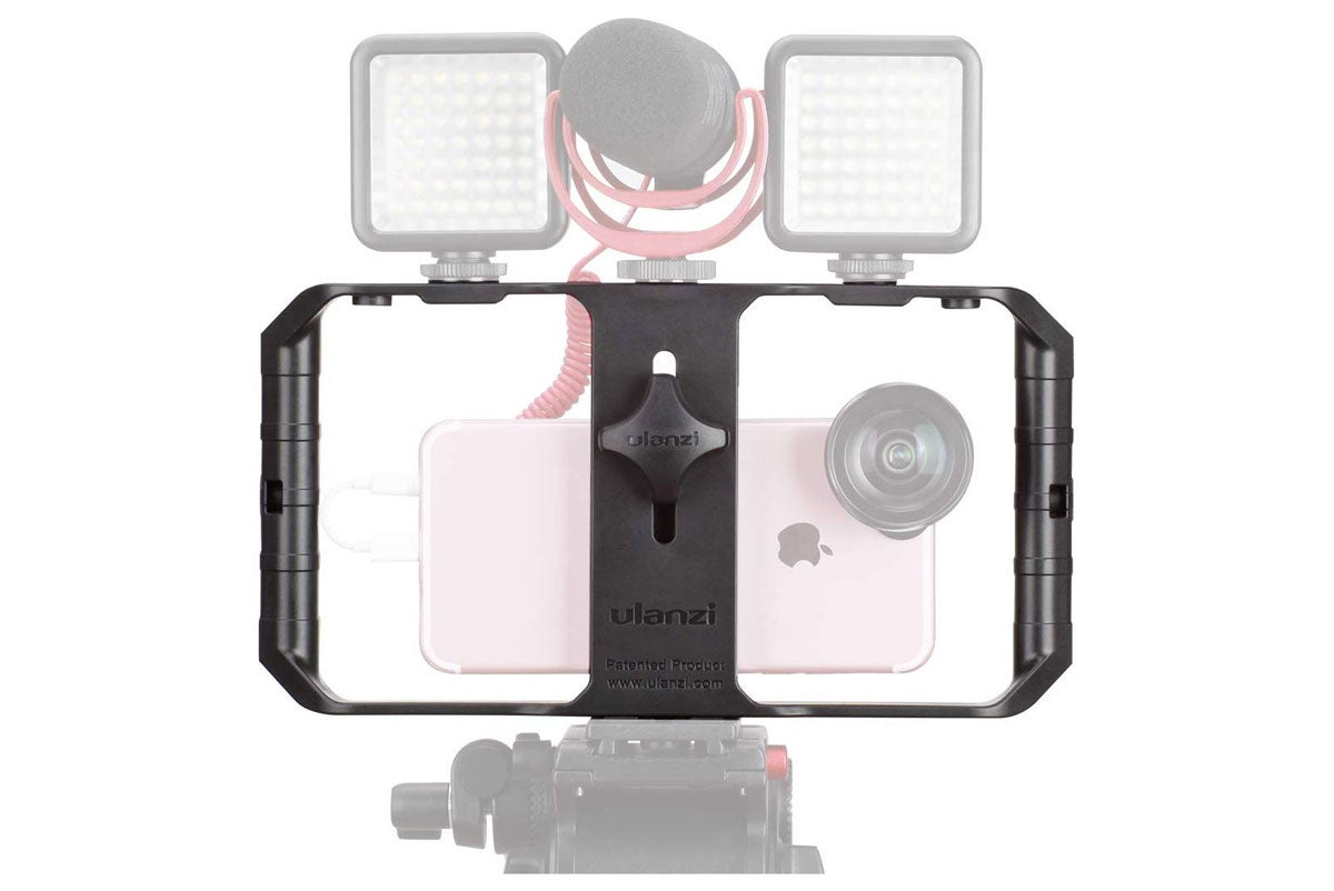Rig your smartphone to take next-level photos and videos