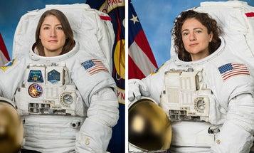 Watch the first all-female spacewalk live