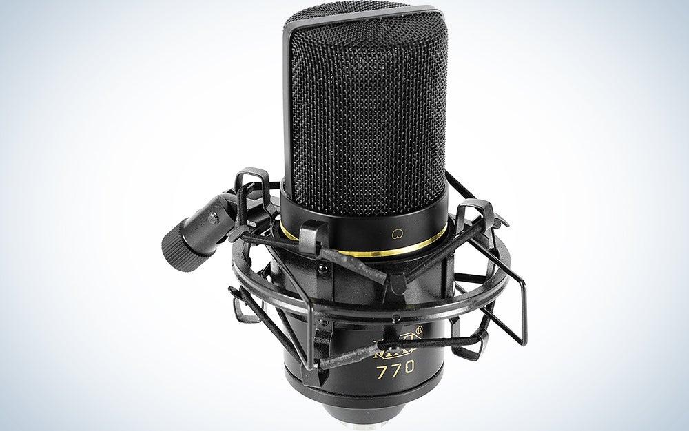 MXL Mics 770 Cardioid Condenser Microphone
