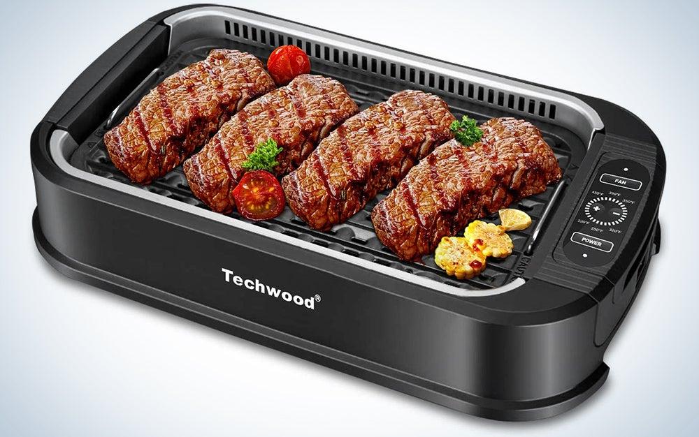 Techwood Smokeless Grill