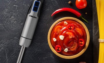Immersion blenders could change the way you eat fruits and veggies