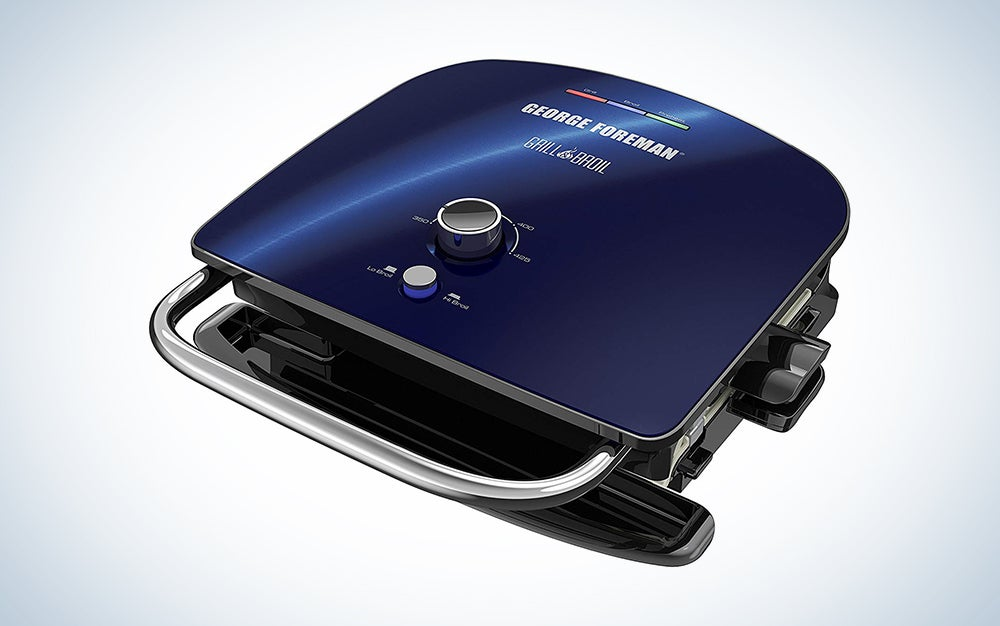 George Foreman Grill and Broil 7-in-1