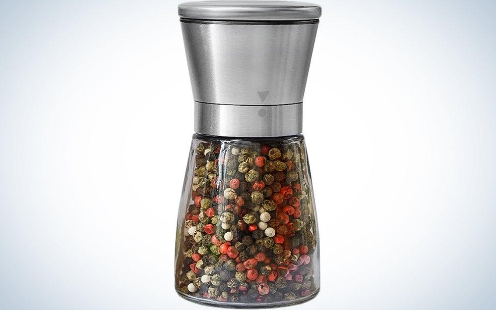 Kitchen-GO Pepper Grinder or Salt Shaker