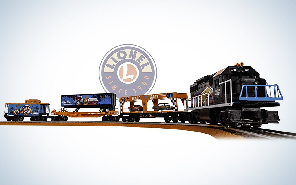 Lionel Hot Wheels Electric O Gauge