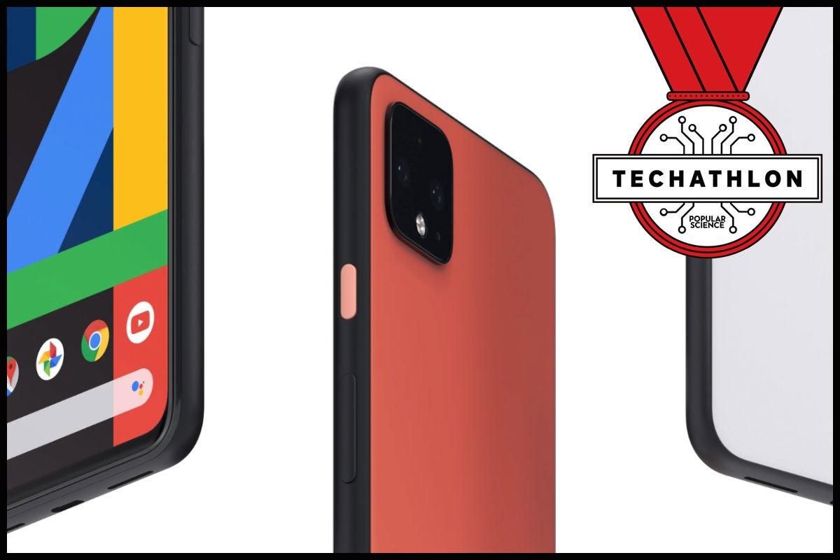 Google Pixel 4 smartphone reviews as written by iPhones
