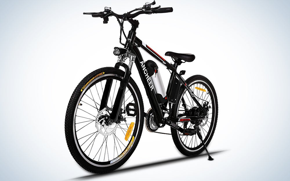 Ancheer Pro Electric Mountain Bike