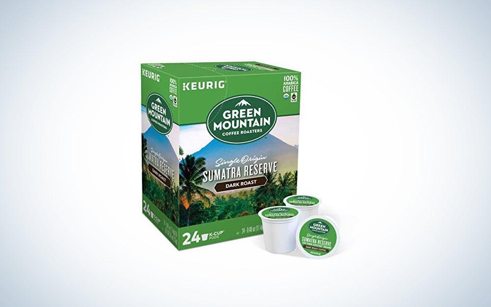 Green Mountain Coffee Sumatra Reserve