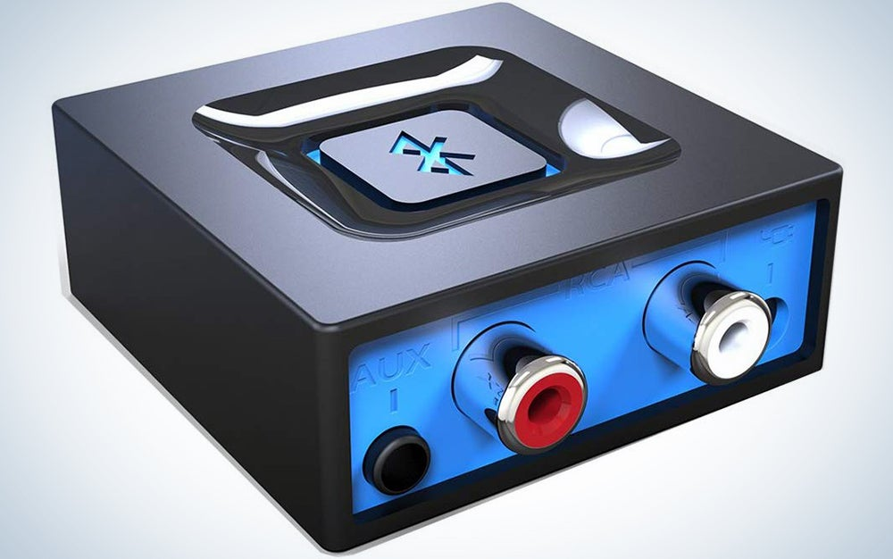 Esinkin Bluetooth Audio Adapter for Music Streaming