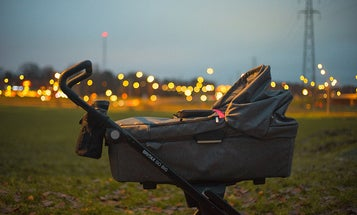 Comfortable, practical strollers for parents and their kids