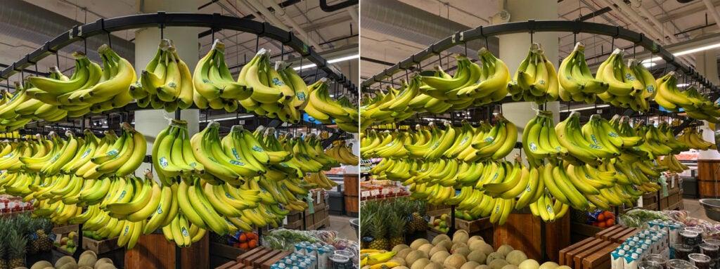 Bananas at Whole Foods