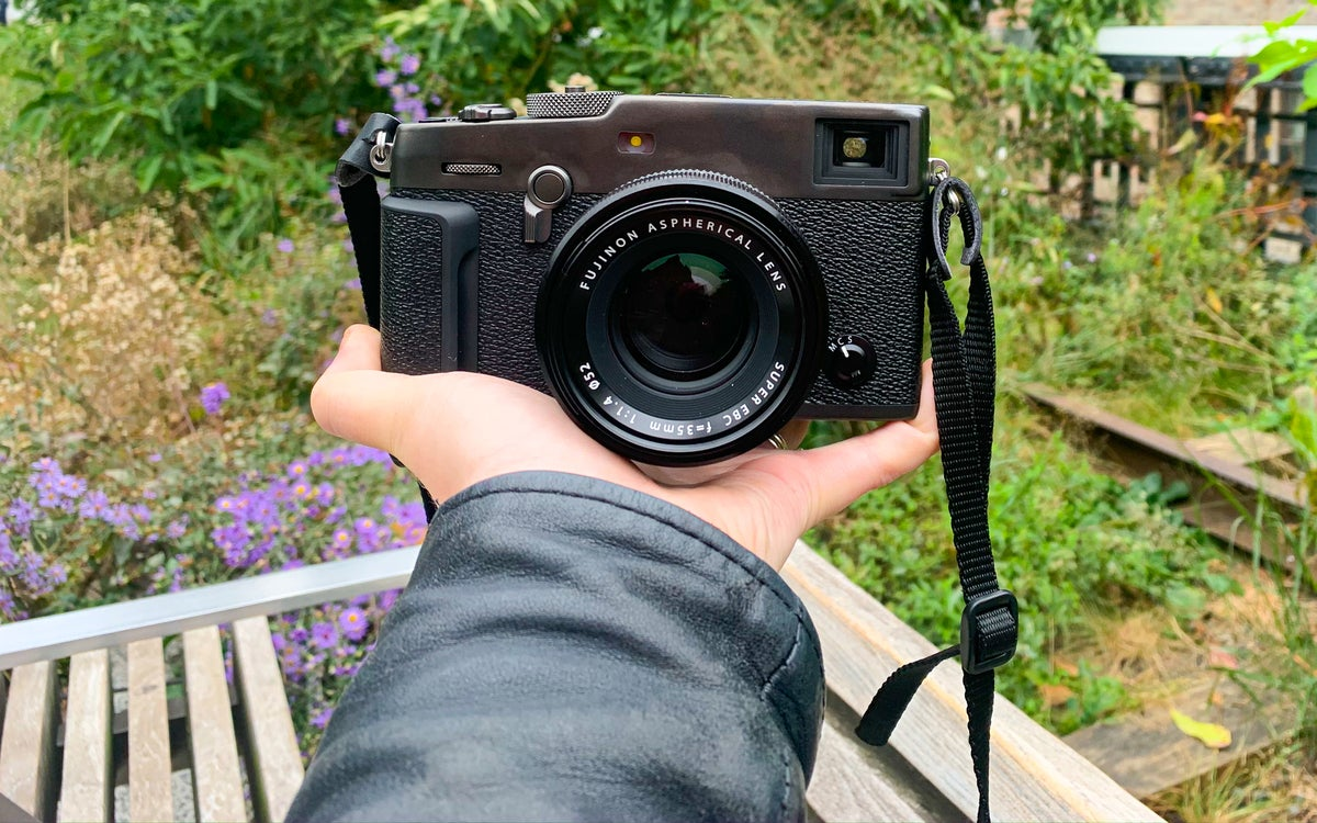 Hands on the Fujifilm XPro-3, plus sample images