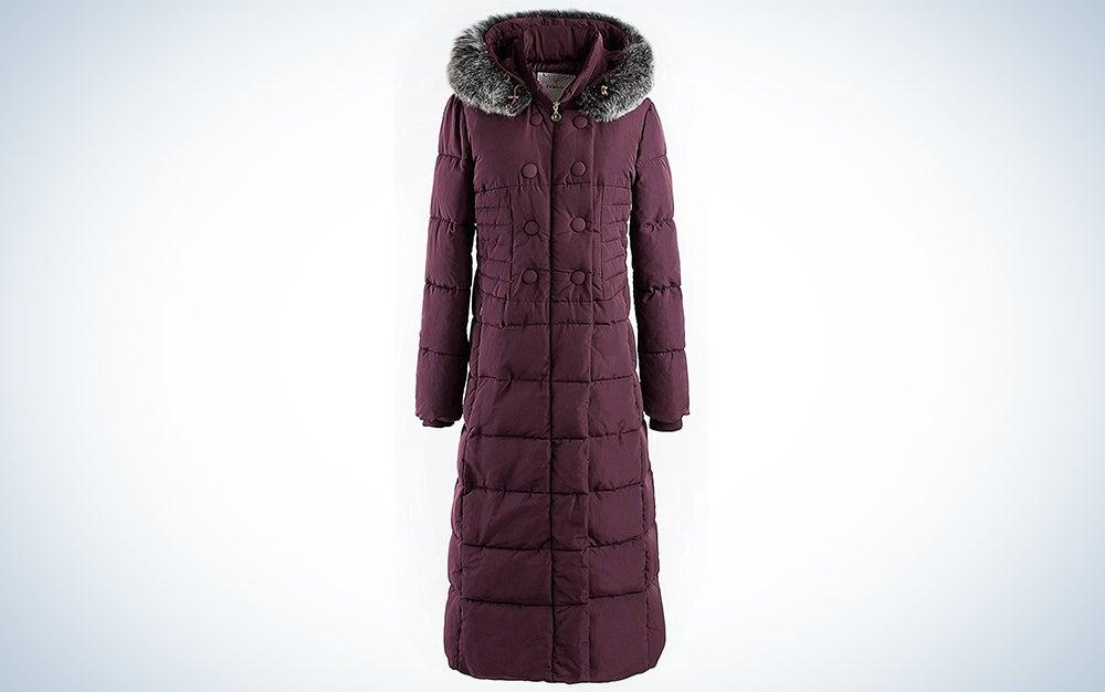 Polydeer Vegan Winter Coat