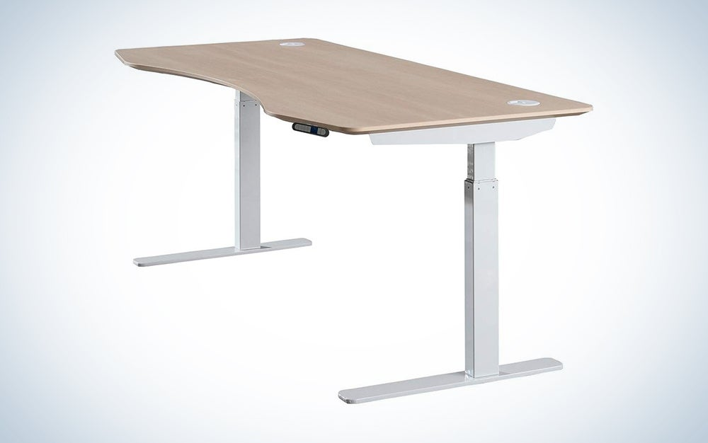 ApexDesk Elite Series 60-Inch Electric Height Adjustable Standing Desk
