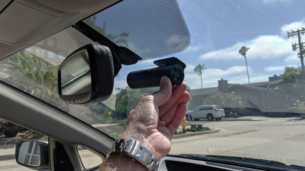 dash cam front windshield