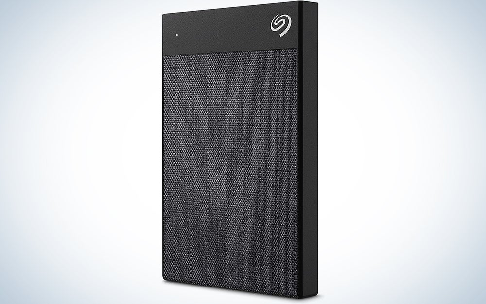 Seagate Backup Plus Ultra Touch 2TB External Hard Drive Portable HDD