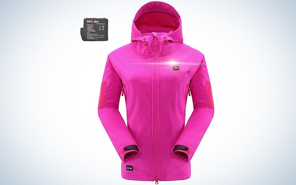 DEWBU Heated Outdoor Jacket