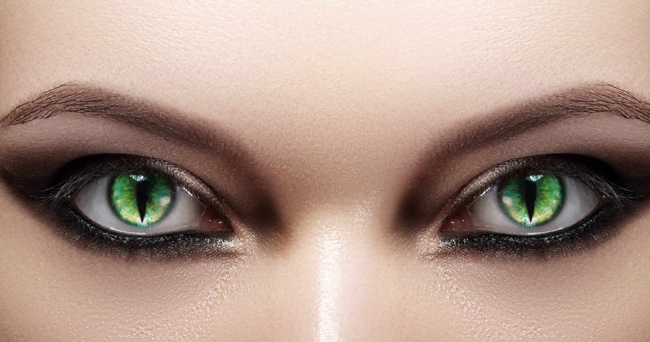 Those fun Halloween contact lenses may inflict real horror on your eyeballs