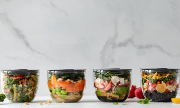 Take-out containers that will keep your food hot