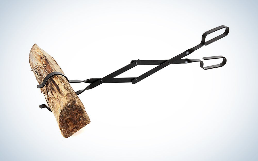 Epica Fireplace Tongs