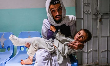 Surgeons in Afghanistan earn $200 a month—and many are buying their own supplies
