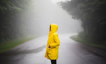 Raincoats to keep you dry in a downpour
