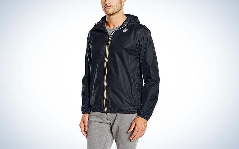 K-Way Men's Raincoat