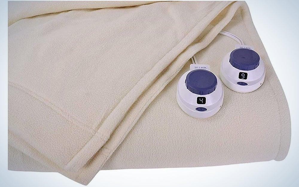 Softheat Electric Heated Blanket