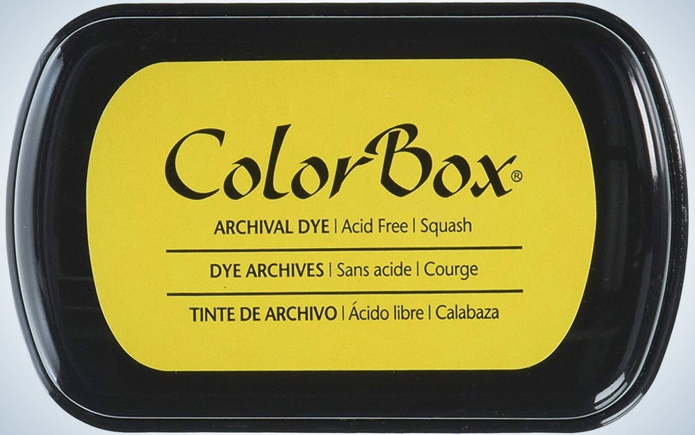 Clearsnap ColorBox Archival Dye Full Size Inkpad