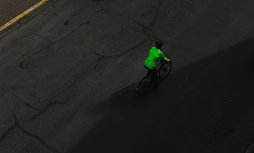 Safety vests essential for exercising at night