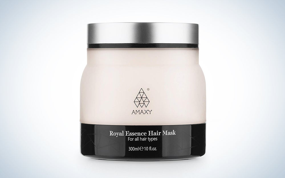 Amaxy Honey-infused Hair Mask