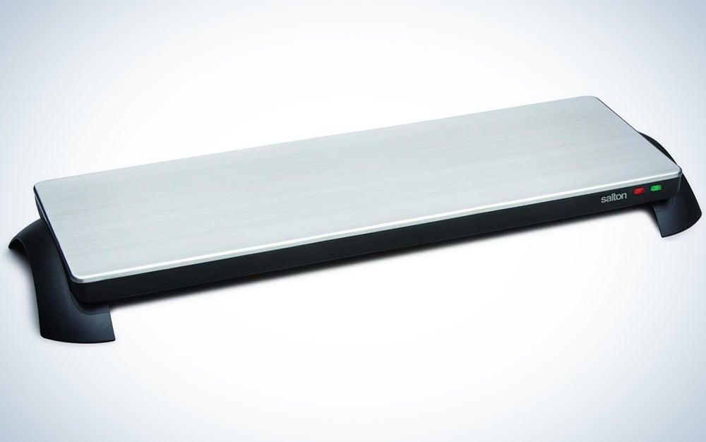 Salton Stainless Steel Warming Tray
