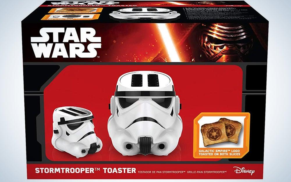 Uncanny Brands Star Wars Toaster