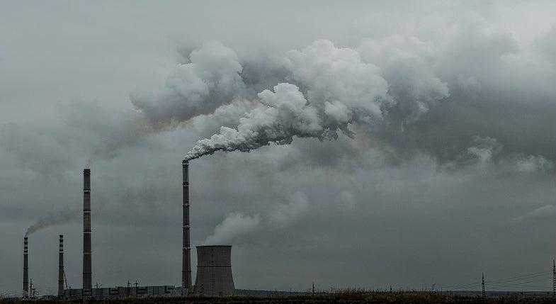 Pollution kills nine million people a year