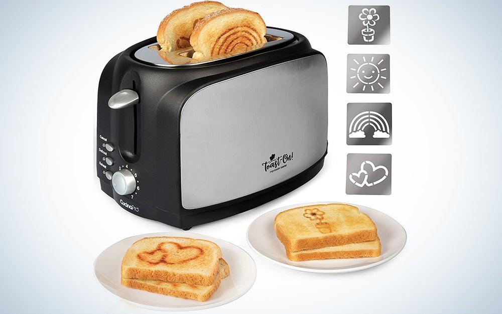 CucinaPro Customizable Toaster