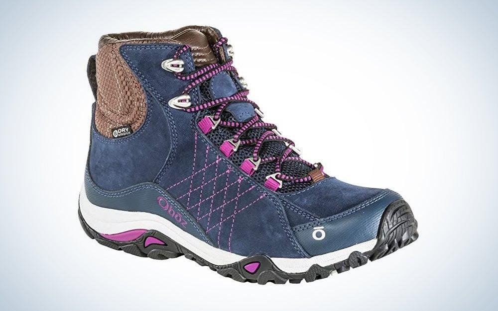 Oboz Sapphire Mid B-Dry Hiking Shoe