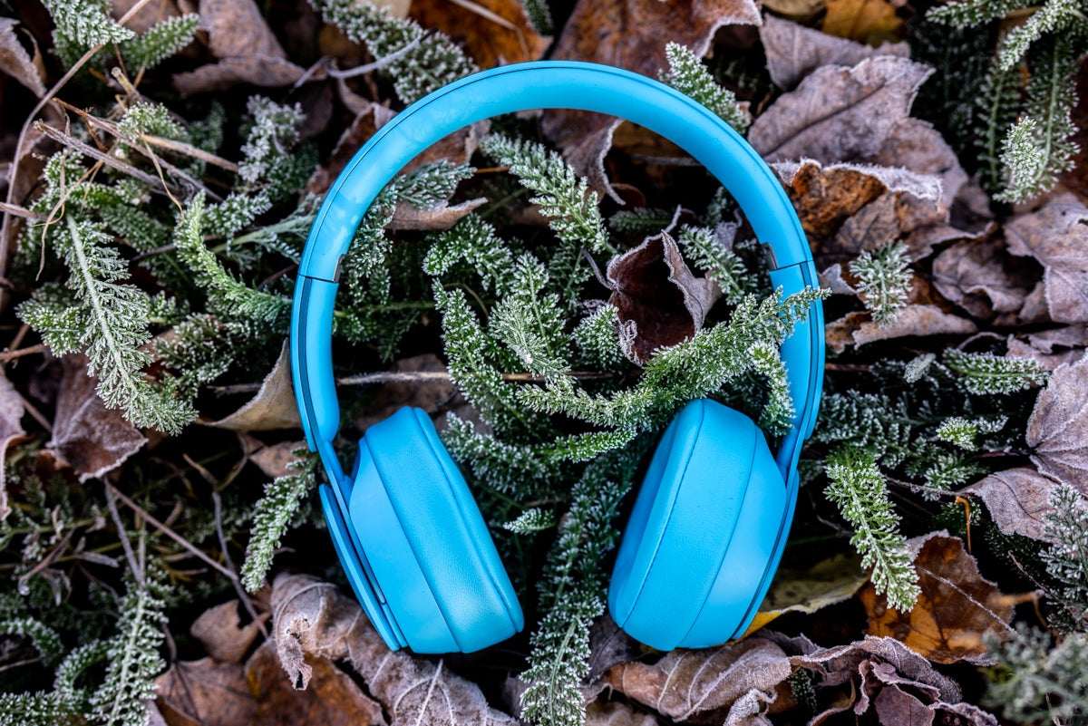 The Beats Solo Pro noise cancelling headphones sound great, but they're not for control freaks