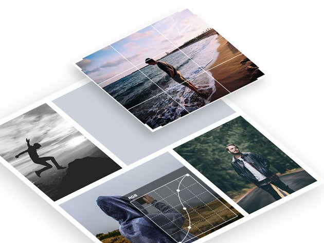 This top-rated photo editor lets you create like a pro for just $20