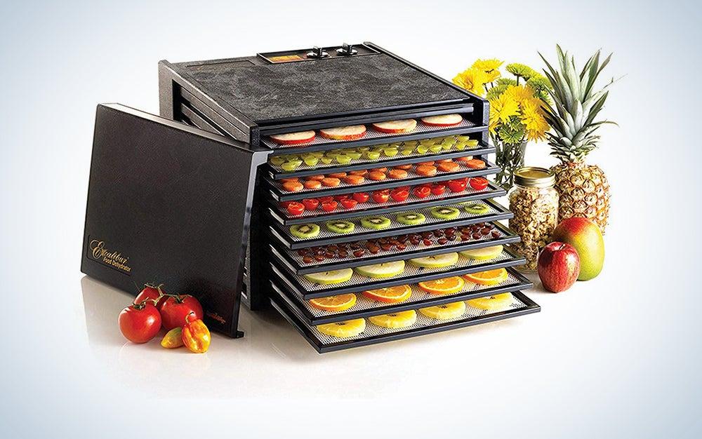 Excalibur 9-Tray Electric Food Dehydrator