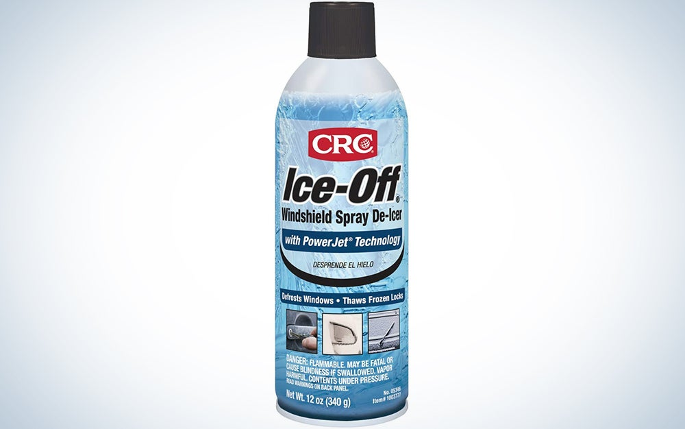 CRC Ice Off