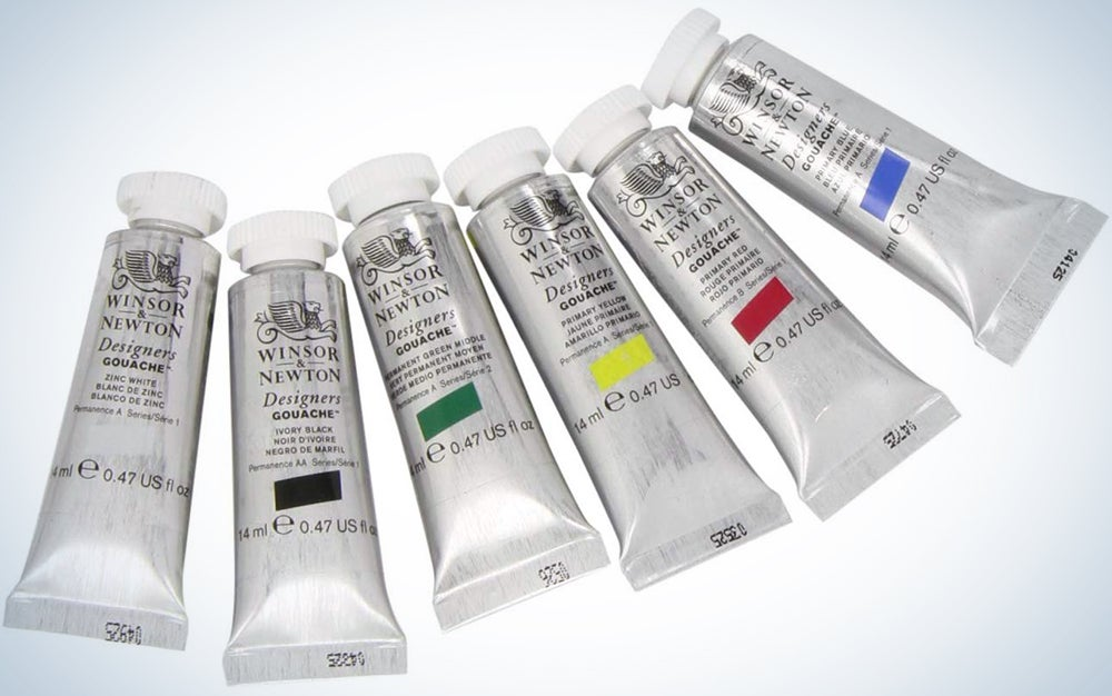 Winsor and Newton Designers' Gouache