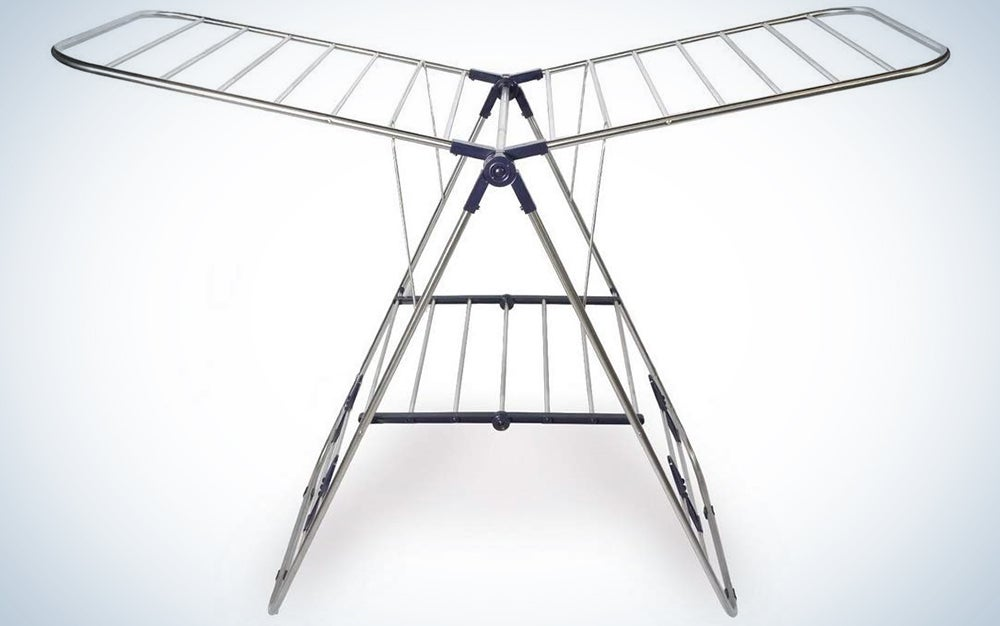 Cresnel Stainless Steel Clothes Drying Rack