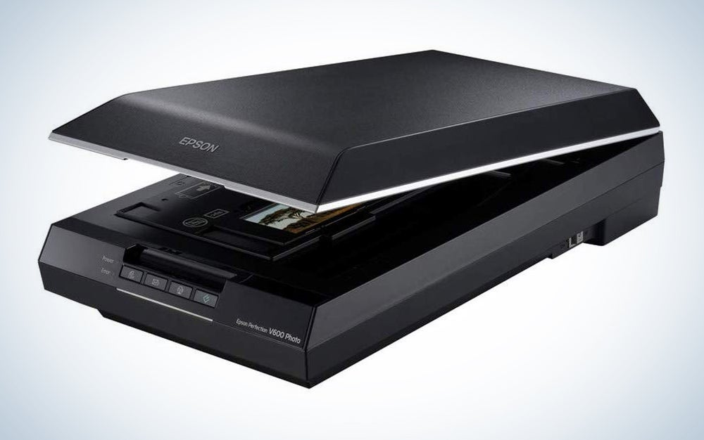 Epson Perfection V600 Color Photo, Image, Film, Negative and Document Scanner