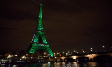 The U.S. is officially leaving the Paris Climate Accord, but the world is still fighting