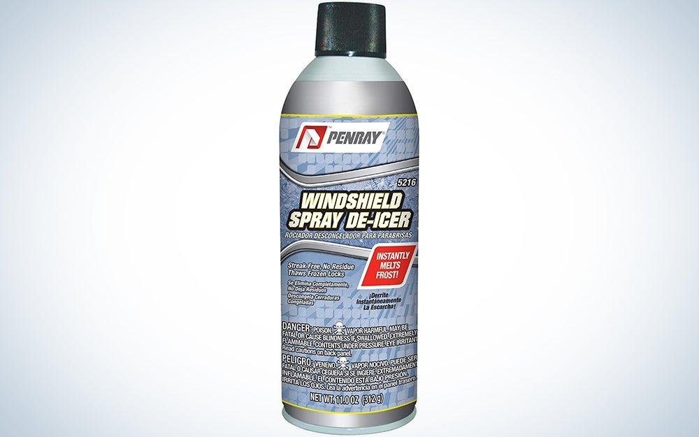 Penray Windshield Spray De-icer
