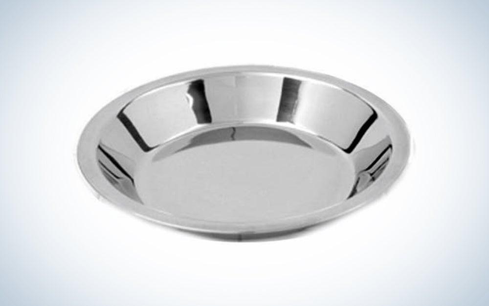 Norpro Stainless Steel Pie Pan