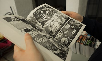 Sci-fi graphic novels that will keep you up late and make you miss your train stop