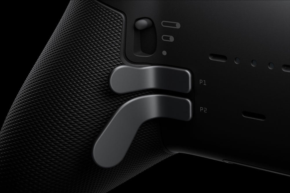 Xbox Elite Controller 2 paddles.