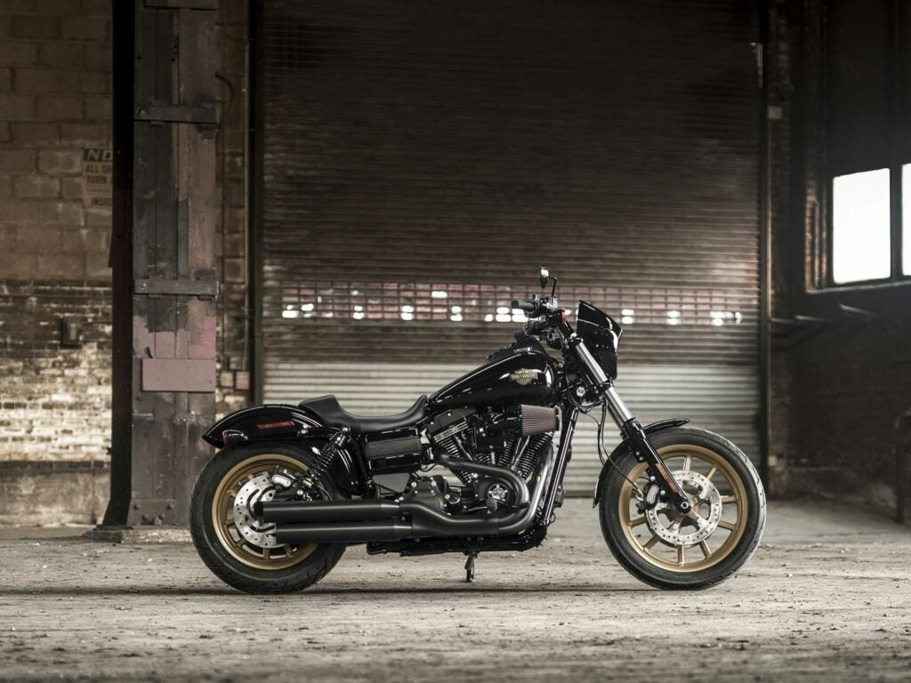 AKA the future collectible. The Low Rider S was the pinnacle of H-D performance when it was introduced in 2016, and with only a two-year production span, this last model Dyna has serious collectibility potential going forward. Buy blemish-free, low-mileag